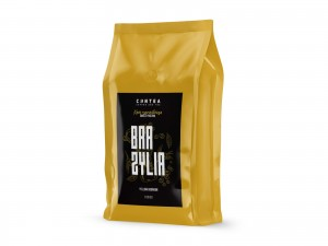 Kawa Ziarnista BRAZYLIA Yellow Bourbon 1kg